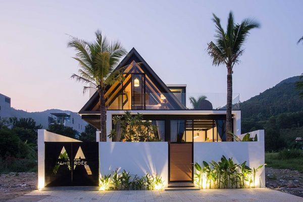 Maison Mansardée – Villa