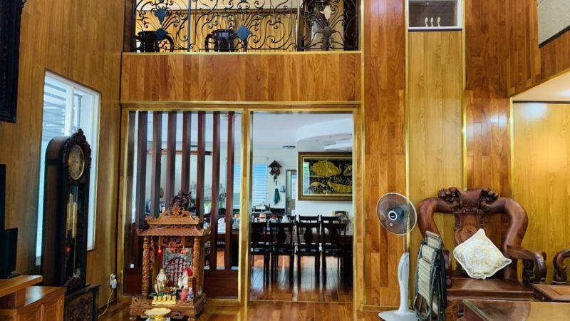 Biệt thự góc đường số 8 – Bình Phú – Quận 6, 15x27m – 70 tỷ