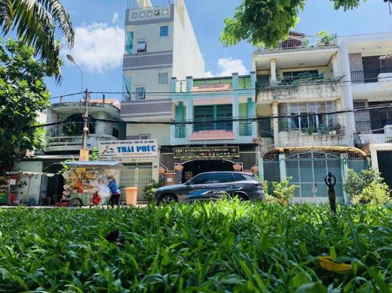 Nhà đường 1A khu Tên Lửa, 6x21m, view công viên – 13 tỷ