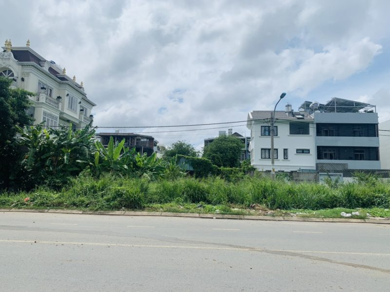 Nền biệt thự 10x20m đường số 34 khu Ao Sen – Tên Lửa – 24 tỷ
