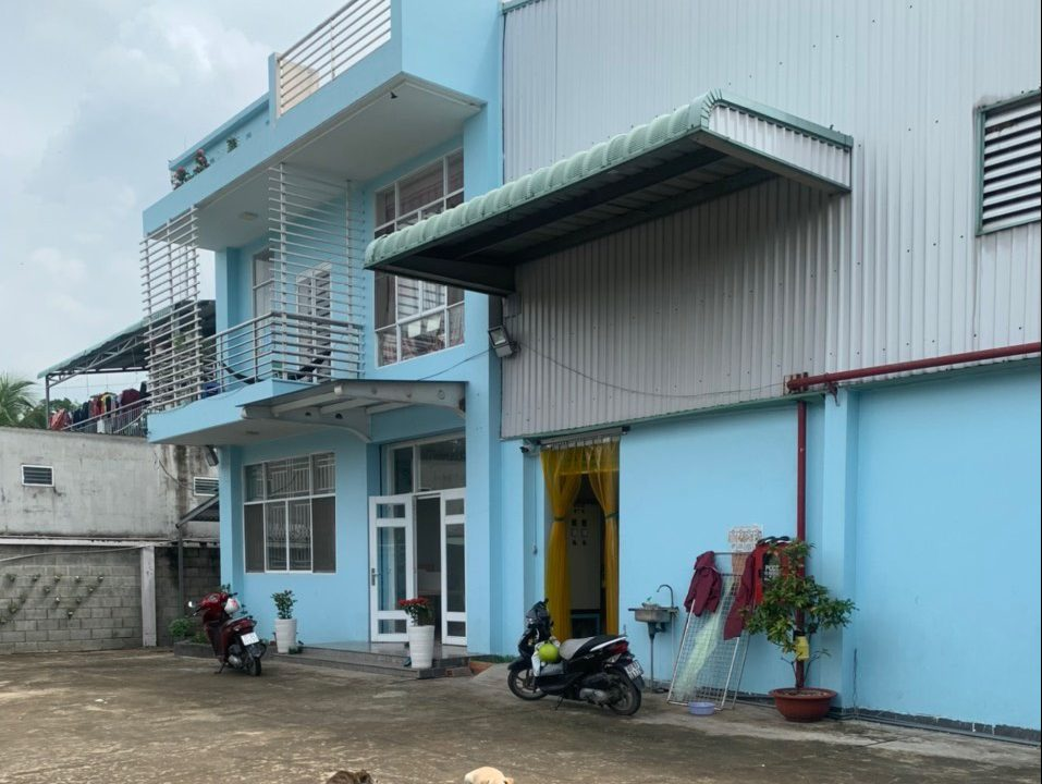 Bán xưởng Bình Chánh – Láng Le Bàu Cò 1500m – 36 tỷ