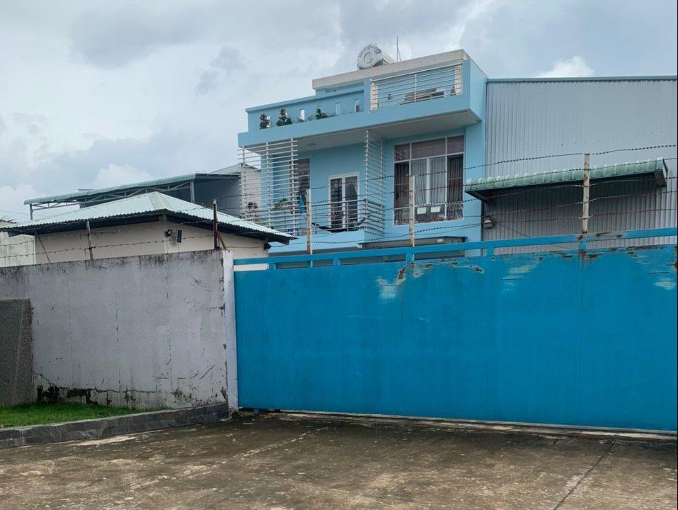 Cho thuê xưởng 1500m, Láng Le Bàu Cò – Bình Chánh – 80 triệu/tháng