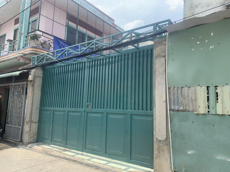 Bán 555m đất thổ cư ngay Aeon Mall Bình Tân – 33,5 tỷ