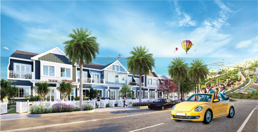 The Florida – NovaWorld Phan Thiết